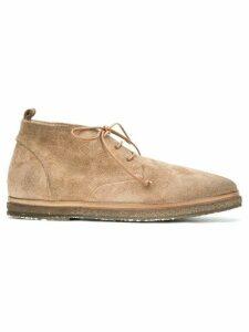 Marsèll Blocco Para 1803 boots - Neutrals