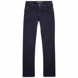 Jacob Cohën Indigo Slim-leg Jeans