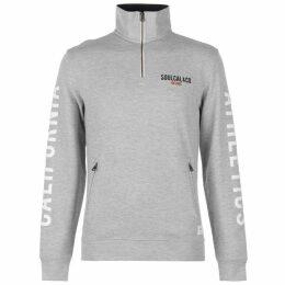 SoulCal Deluxe Funnel Neck Sweatshirt