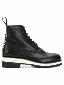 Dsquared2 platform boots - Black