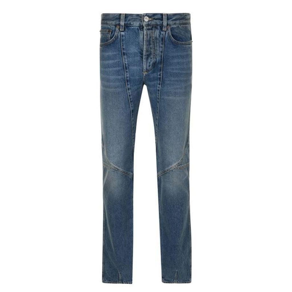 GIVENCHY Biker Slim Jeans