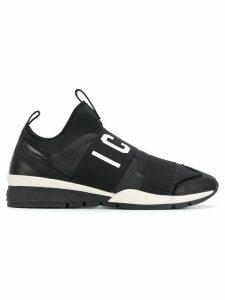 Dsquared2 Icon logo sneakers - Black