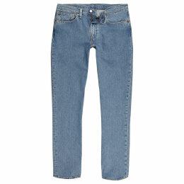 Mens River Island Levi's light Blue 511 slim fit jeans