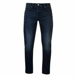 Firetrap Blackseal Mid Wash Jeans
