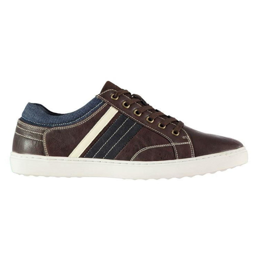 Soviet Casual Low Mens Shoes