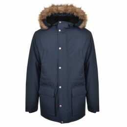 Farah Vintage Pembridge Hooded Jacket Navy