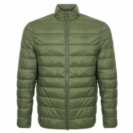 Barbour Heritage Penton Quilted Jacket Green