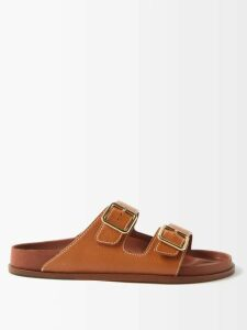 Givenchy - Side Stripe Cotton Track Pants - Mens - Black