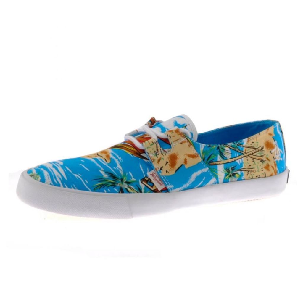 Original Penguin Gilly Trainers Multi Print