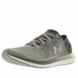 Under Armour UA Threadborne Blur Trainers Grey