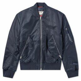 Acne Studios Makio MA-1 Jacket Midnight Blue