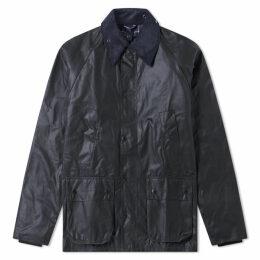 Barbour Bedale Wax Jacket Navy
