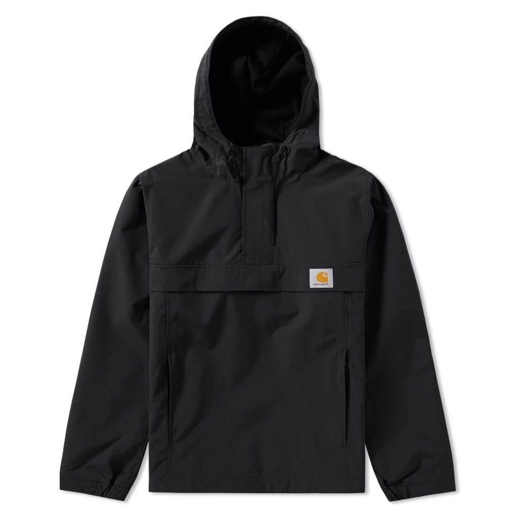Carhartt Nimbus Mesh Lined Pullover Jacket Black
