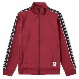 Kappa Kontroll Banda Jacket Red