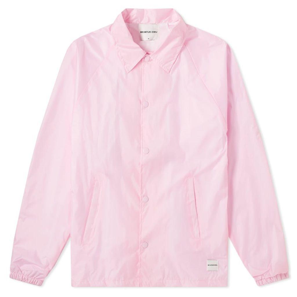 MKI Symbol Coach Jacket Pink
