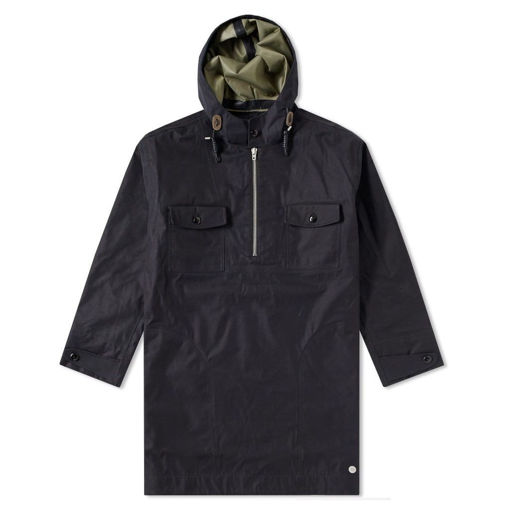 6f36ad7424bfee Nigel Cabourn x Peak Performance Snow Smock Black by Nigel Cabourn ...