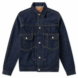 orSlow Selvedge Denim Jacket One Year Wash