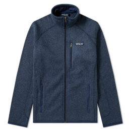 Patagonia Better Sweater Jacket Classic Navy