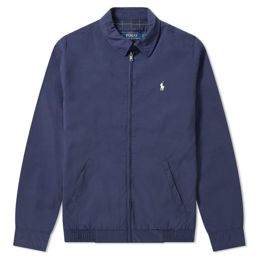 Polo Ralph Lauren Windbreaker Harrington Jacket French Navy