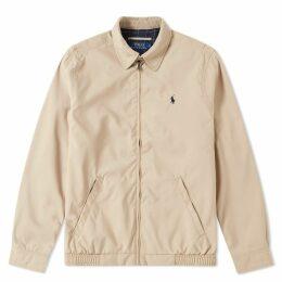 Polo Ralph Lauren Windbreaker Harrington Jacket Khaki Uniform
