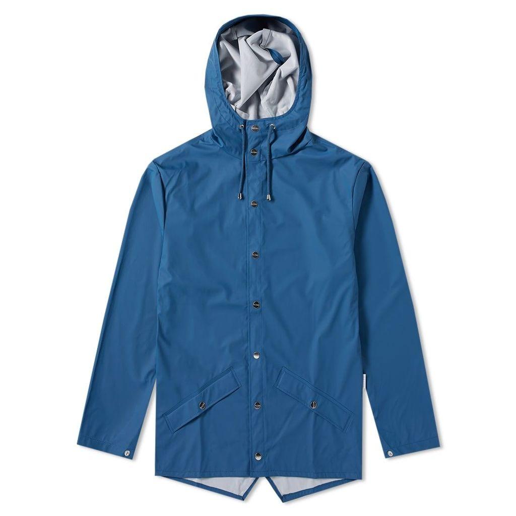 Rains Classic Jacket Faded Blue