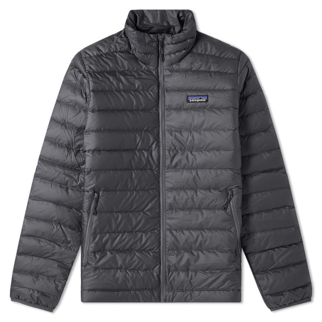Patagonia Down Sweater Jacket Forge Grey