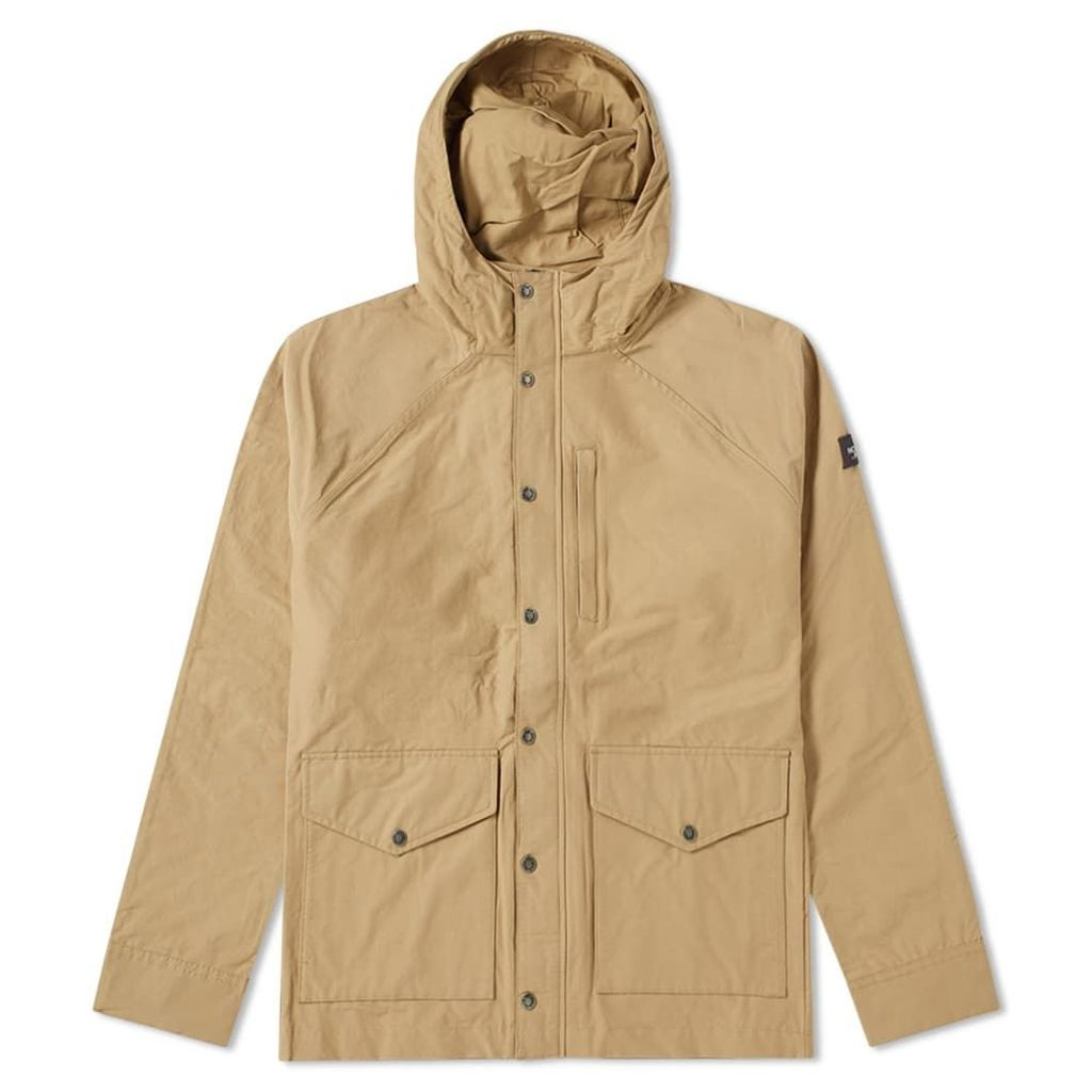 The North Face Waxed Canvas Utility Jacket Kelp Tan by The North ... 7f373db2d