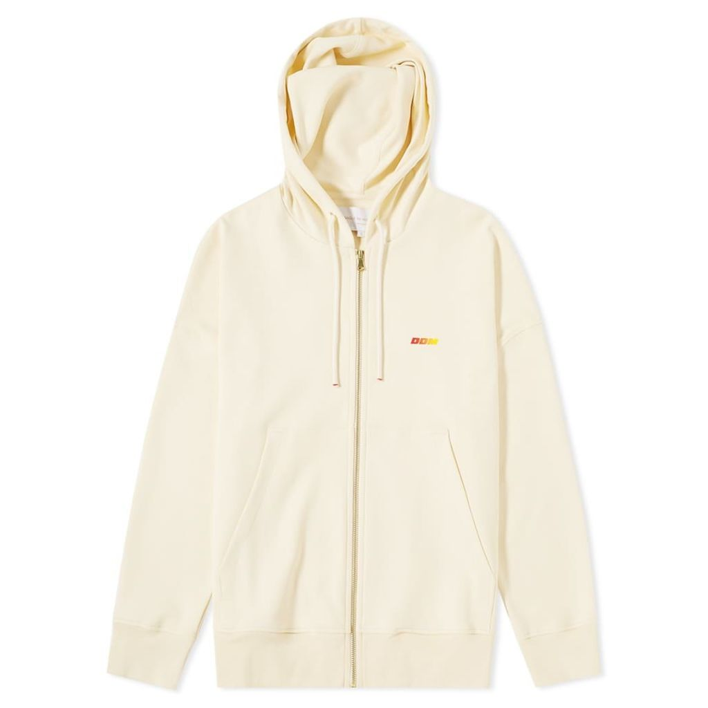 Drôle de Monsieur Sunset Zip Hoody Beige