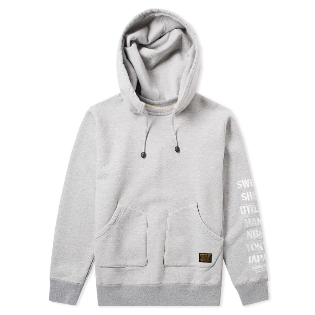 Neighborhood Tactical Hoody Grey