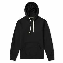Reigning Champ Core Pullover Hoody Black