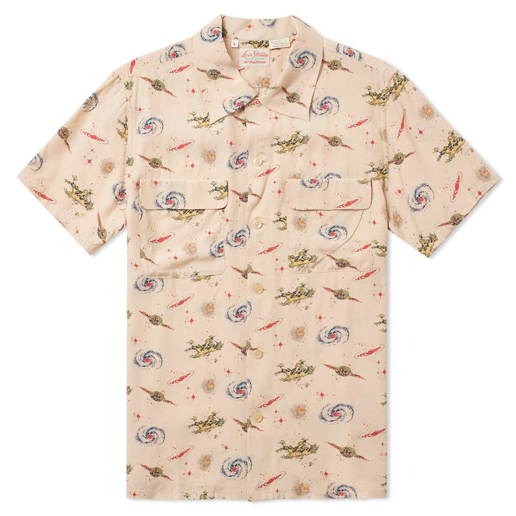 de408a1a Levi's Vintage Clothing 1940s Hawaiian Shirt Neutrals by Levis ...