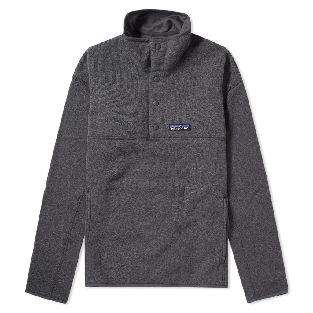 Patagonia Lightweight Better Sweater Marsupial Pullover Forge Grey