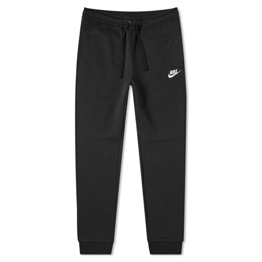Nike Club Jogger Black & White