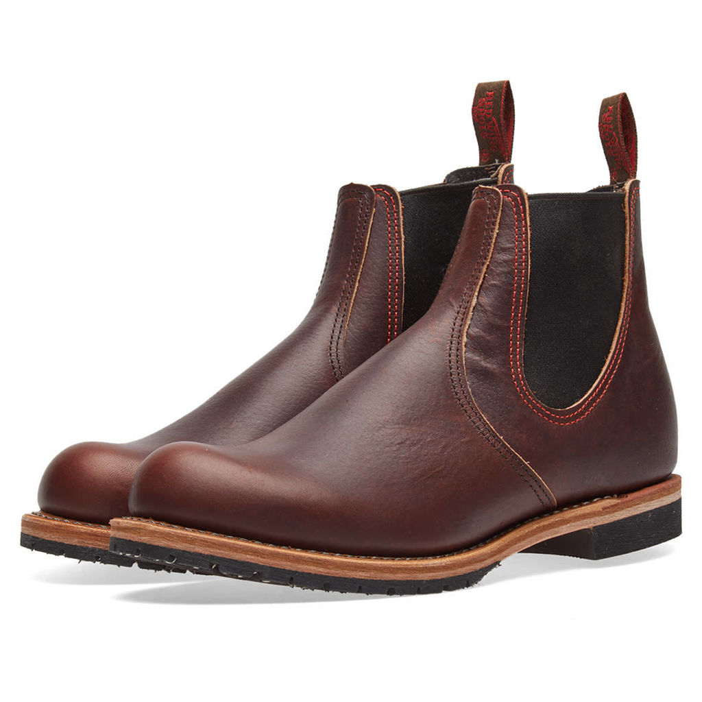 Red Wing 2917 Chelsea Rancher Boot Briar Oil Slick