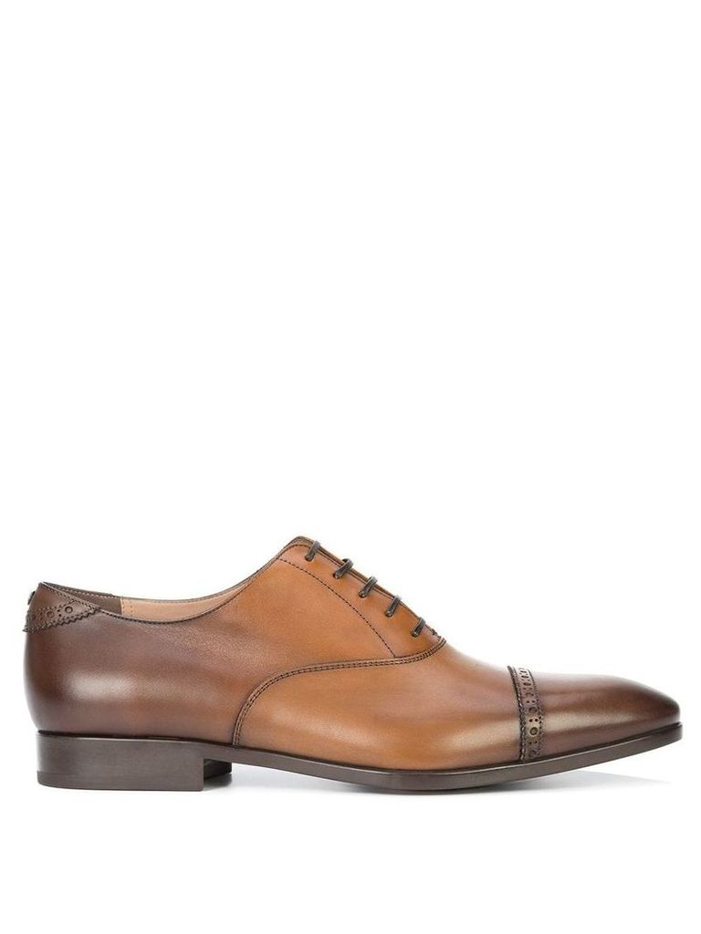 Salvatore Ferragamo Boston lace-up shoes - Brown
