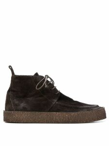 Marsèll classic lace-up boots - Brown
