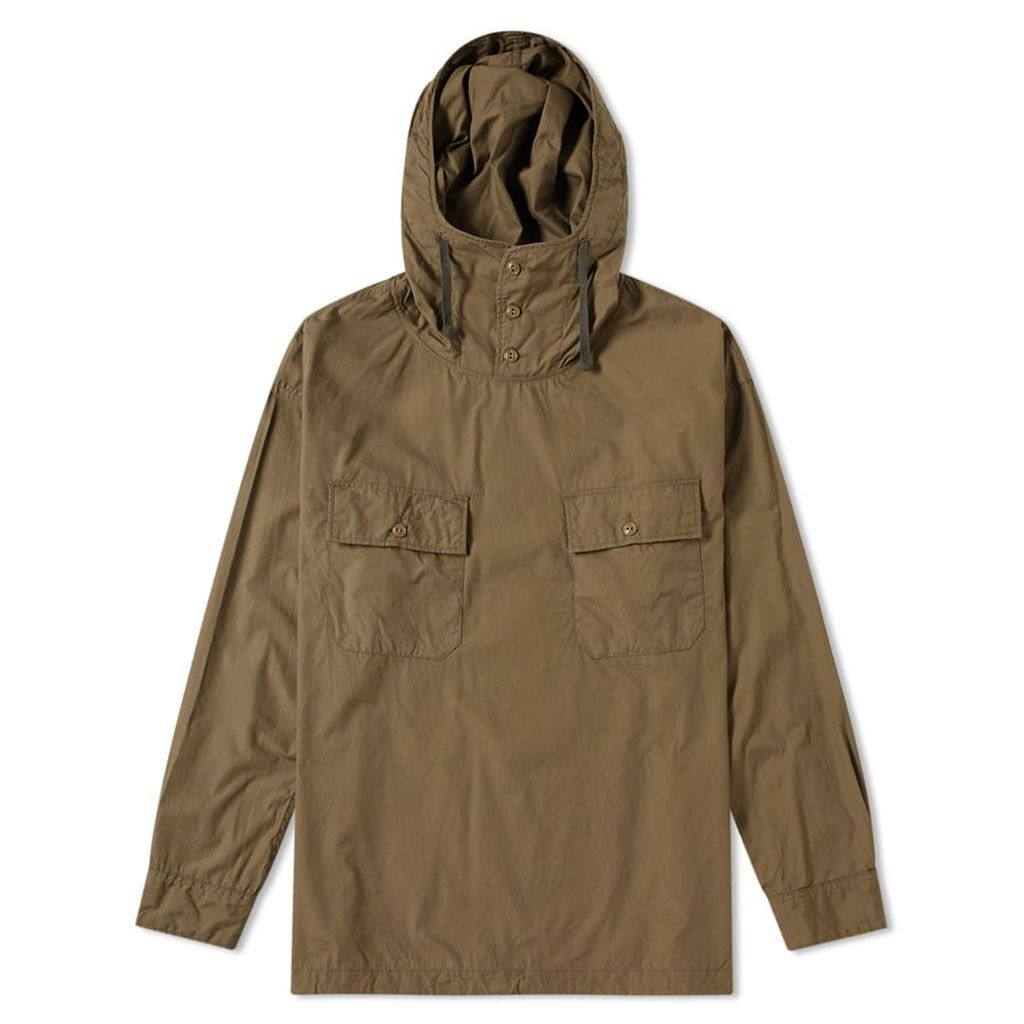 Engineered Garments Cagoule Shirt Jacket Green