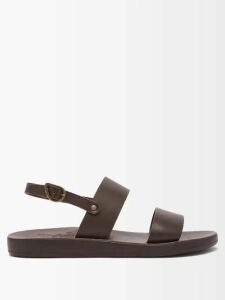 Gucci - Logo Intarsia Cotton Twill Track Pants - Mens - Navy