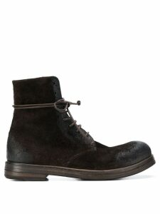 Marsèll laced boots - Brown