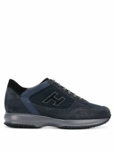 Hogan runner sneakers - Blue