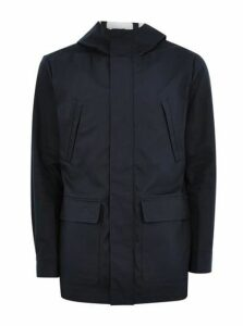 Mens Selected Homme Navy Jacket, Navy