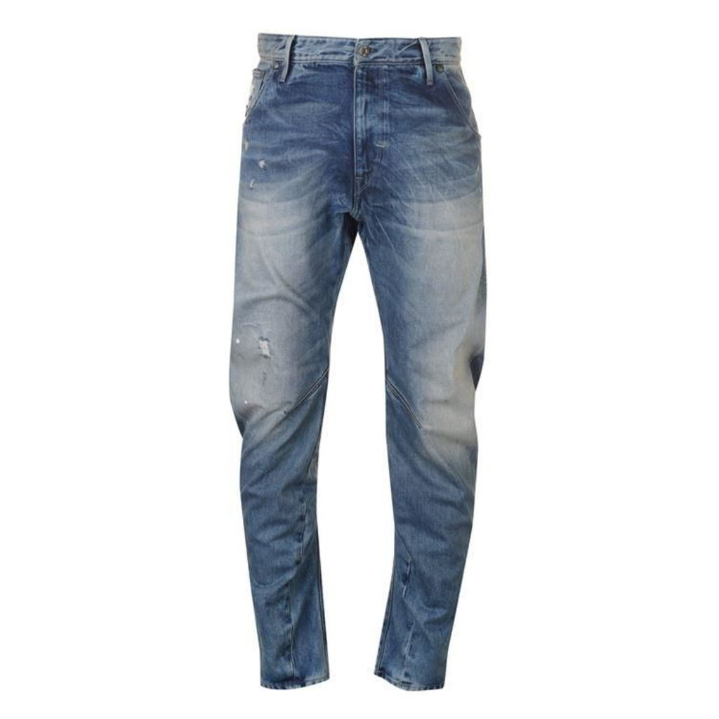 G Star Raw Arc 3D Loose Tapered Mens Jeans