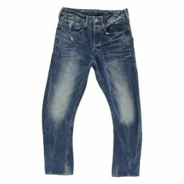 G Star Type C 3D Loose Tapered Jeans - Blue