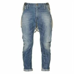 G Star Arc 3D Loose Tapered Braces Jeans Mens