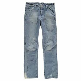 G Star Raw Skiff 5620 3D Tapered Braces Mens Jeans
