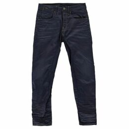 G Star A Crotch Tapered Fit Jeans