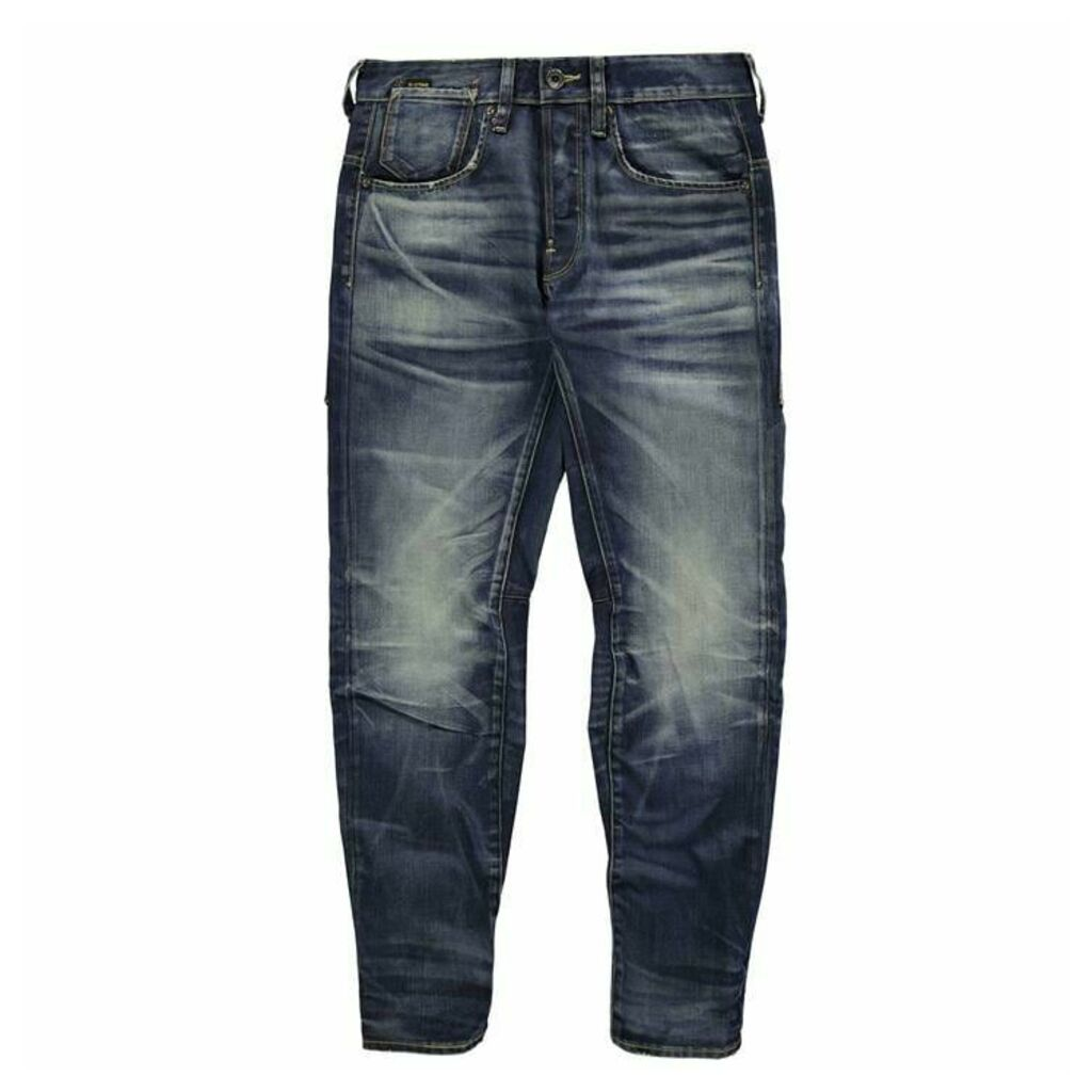 G Star A Crotch Tapered Jeans