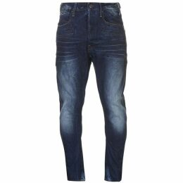G Star Raw Davin 3D Loose Tapered Mens Jeans