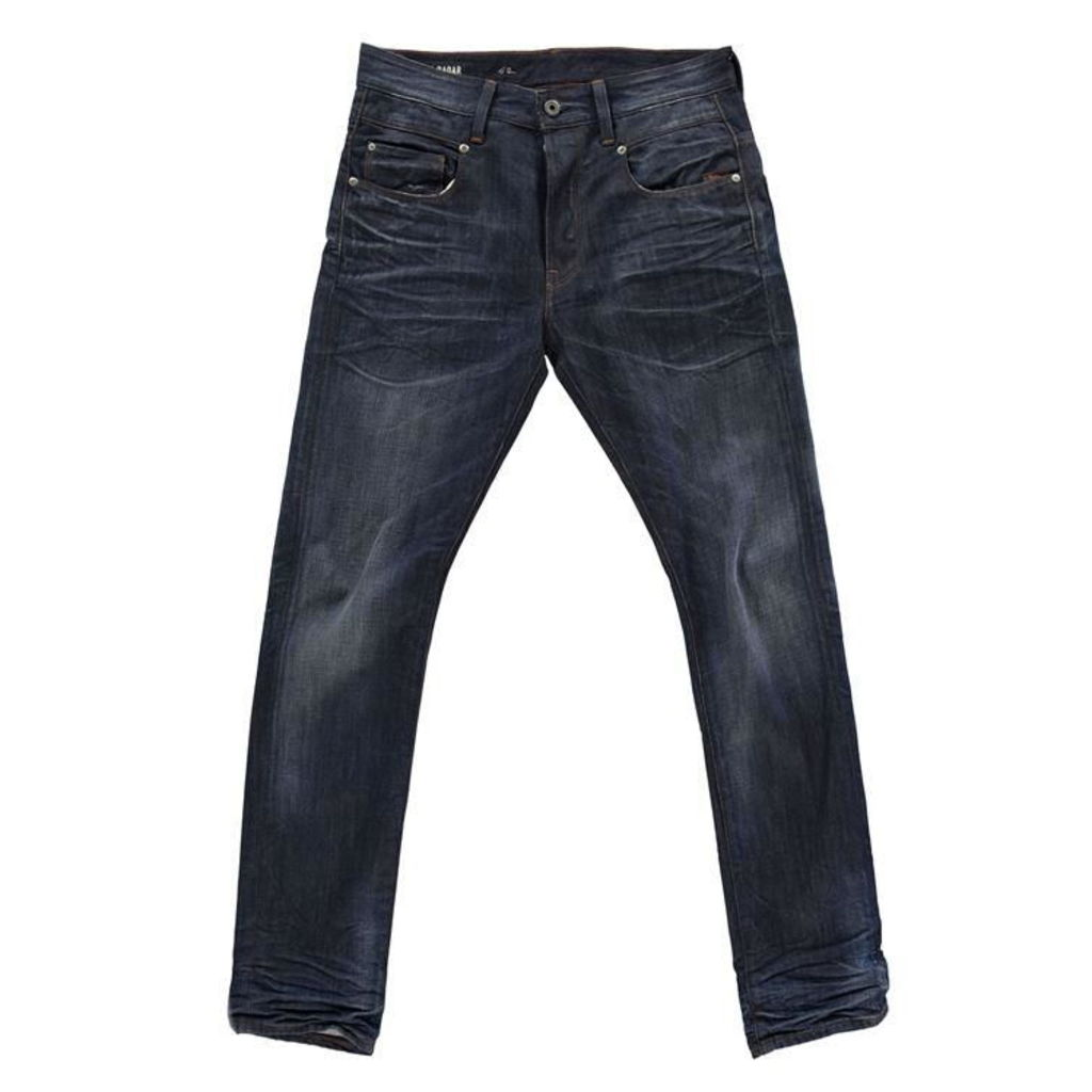 G Star Radar Tapered Jeans
