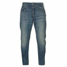 G Star Raw Type C 3D Tapered Mens Jeans
